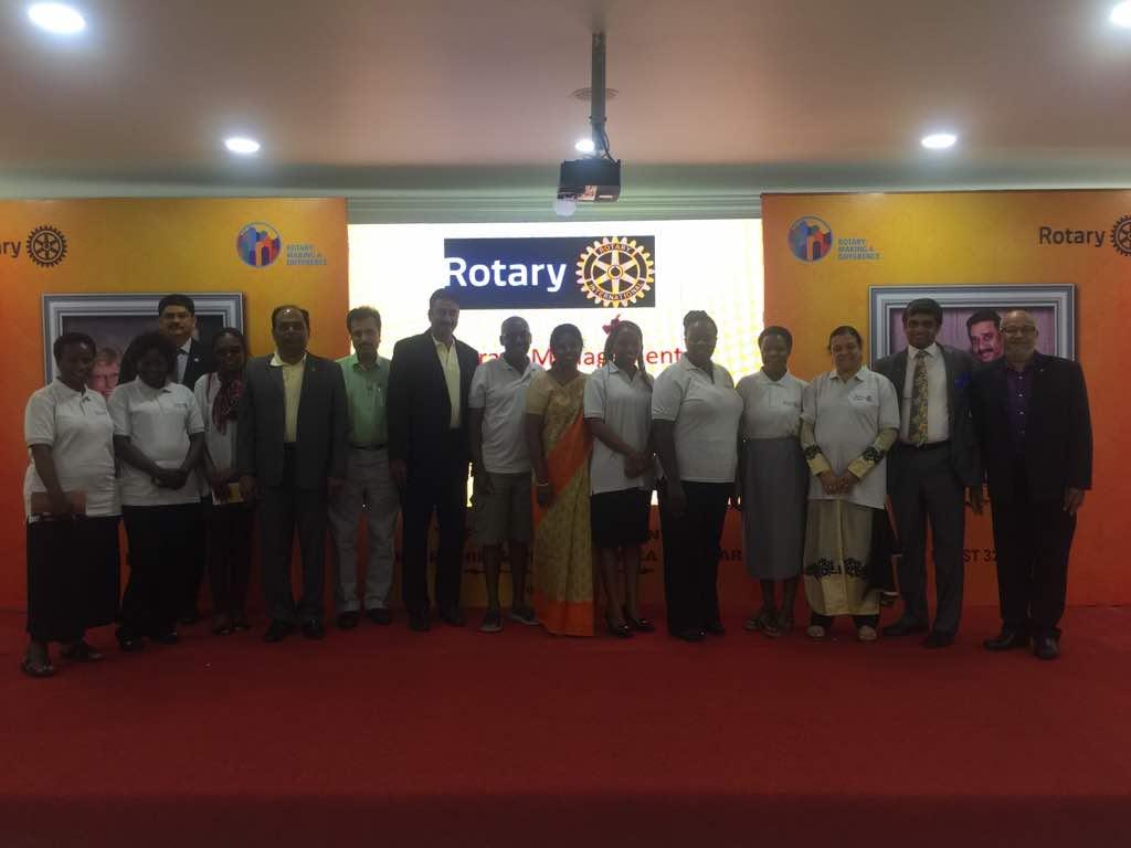 VTT Team in India