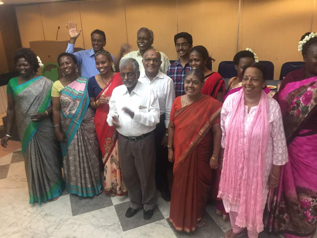 21 June – Day Three at hospital, Madras Medical Mission (MMM)